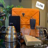 طقم قهوة كيمكس 8 قطع متوفر اصفر واسود