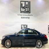 مرسيدس يخت 2014. S500.سعودي