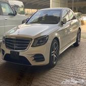 مرسيدس S400 - 2018 ابن الجبيل