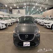 للبيع مازدا CX3 موديل 2018 بودي وكالة .