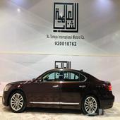 لكزس LS 460L موديل 2017 سعودي