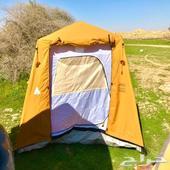 خيمة الاصايل من القاضي