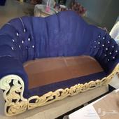 طقم كنب وكراسي للبيع