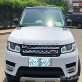 Rangrover Sports Model 2016 For Sale