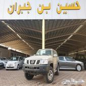 نيسان باترول فتك 2019 ب114900 4X4 GL سعودي