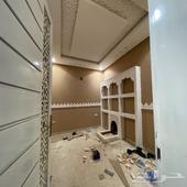فلة 360م درج صالة مع شقة مع مسبح حي طويق