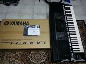 للبيع اورق ياماها PSR3000 اخر اصدار