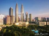 11 يوم سياحة بماليزيا لزوجين وطفلين 2018