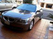 للبيع بي ام دبليو 2004 ماشي 130 الف BMW 530i