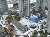 شقة سكنية في مجمع أغاأوغلو في اسطنبول