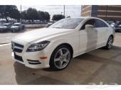 2014 مرسيدس CLS 550