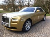 رولز رويس قوست   Rolls-Royce Ghost