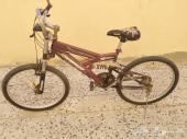 للبيع دراجة هوائية 24 صيانة كاملة