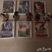 العاب Nintendo 3DS مع Amiibo