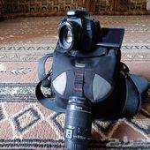 كاميرا كانون EOS600D
