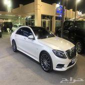 مرسيدس S500 فول اوبشن 2014 خليجي 179 الف درهم