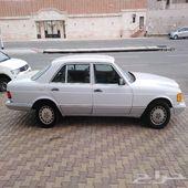 مرسيدس 560 SEL وارد كاليفورنيا 89
