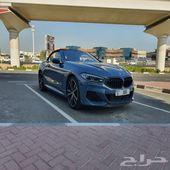 سيارة بي ام دبليو للبيع BMW M850i