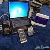 مجموعة أجهزة الكترونية