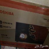 شاشة توشيبا 55بوصه للبيع