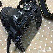 كاميرا نيكون جديده استعمال خفيف