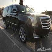 Cadillac Escalade long