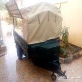 قلص - عربة سحب للسفر والرحلات والتحميل