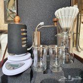 شنطة أدوات القهوة المقطرة-500 مل- وصلت الرياض