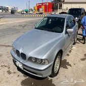 BMW 525i موديل 2000