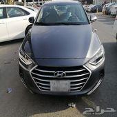 Hyundai Elantra 2017 Jeddah