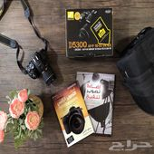 كامير نيكون D5300