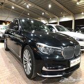 BMW 730. 2016 فل كامل