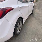 - سيارة هونداي - النترا - الموديل 2016 - حا
