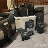 كاميرا كانون Canon 60D