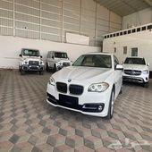 BMW520 2016 عداد 126