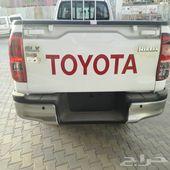 تويوتا هايلكس GLX فل 2020 سعودي غمارة ديزل