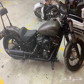 هارلي 2019 Harley Davidson street bob 2019