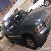 سياره تاهو سعودي وارد الجميح