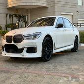 BMW 760 2018