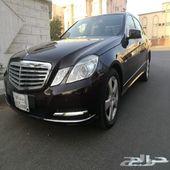 مدسيدس E200 2011