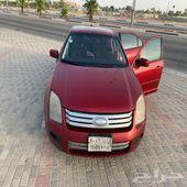 فورد فيوجن 2009 اللون احمر الشرقية الاحساء