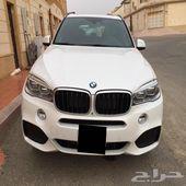 BMW-X5-2018 اخو الجديد ضمان و صيانة.ممشا 2500