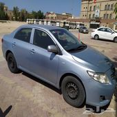 Toyota Corolla 2009 manual 318398 KM