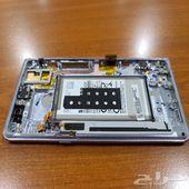 شاشة Samsung Note 8 والبطارية