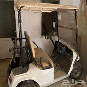عربة جولف كهربائية
