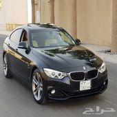 BMW 420i 2016 خليجي بحالة الوكاله نظيف جداا