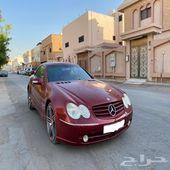 سيارة مرسيدس - SL500 موديل 2002