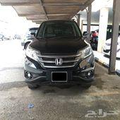 هوندا CRV موديل 2013 أسود