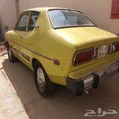 سيارة قديمة نيسان 180y للبيع