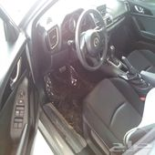 تم البيع مازدا 3 موديل 2015 شبه جديدة
